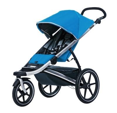 Urban Glide - Stroller - Blue