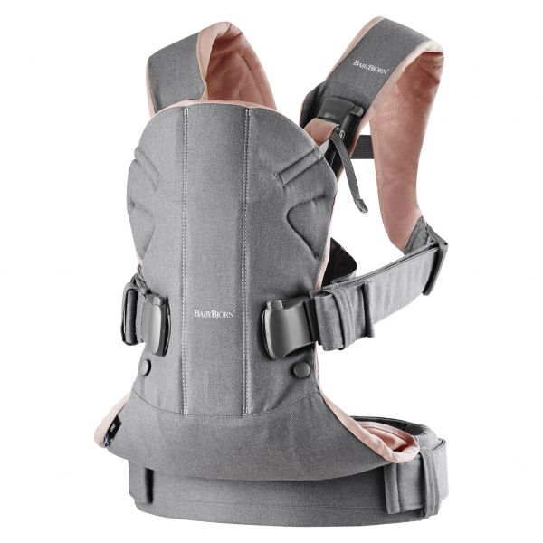 Baby_Carrier_One_2018_GreyPowder_pink_Cotton_Mix_1_.JPG