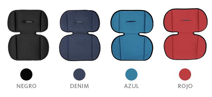 Cojín adaptador para sillas