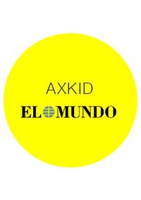 Axkid en prensa