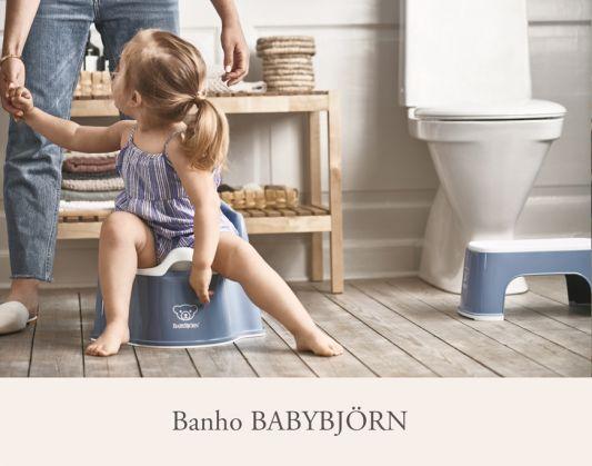 Baño BabyBjörn.